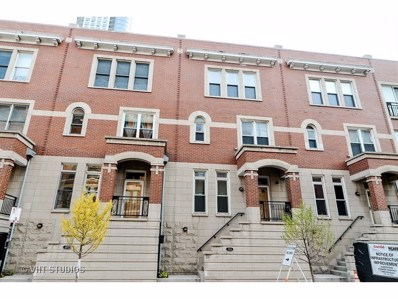 419 W Grand Avenue UNIT C, Chicago, IL 60654 - #: 10121847
