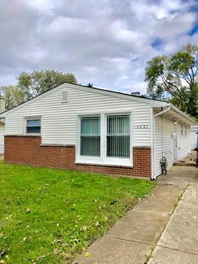 16431 Winchester Avenue, Markham, IL 60428 - MLS#: 10121879