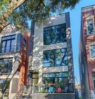 1021 N Honore Street UNIT 2, Chicago, IL 60622 - MLS#: 10121890