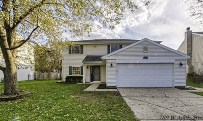789 W Appletree Lane, Bartlett, IL 60103 - MLS#: 10122148