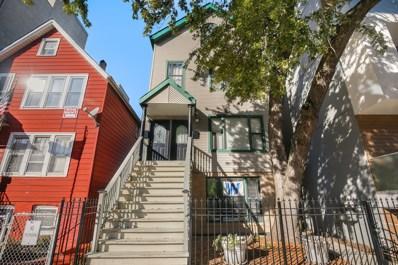 1808 W Belmont Avenue UNIT 3, Chicago, IL 60657 - #: 10122188