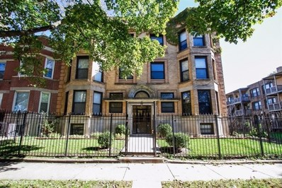 6547 S Ellis Avenue UNIT 1N, Chicago, IL 60637 - MLS#: 10122258