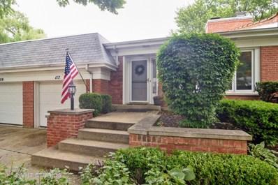 117 N Peartree Lane, Arlington Heights, IL 60004 - MLS#: 10122291