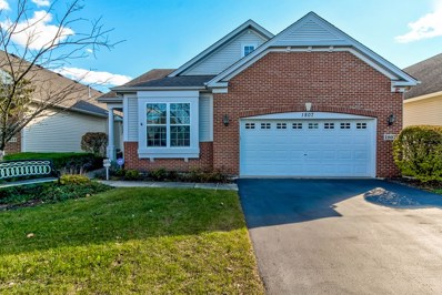 1807 Eton Drive, Hoffman Estates, IL 60192 - MLS#: 10122319