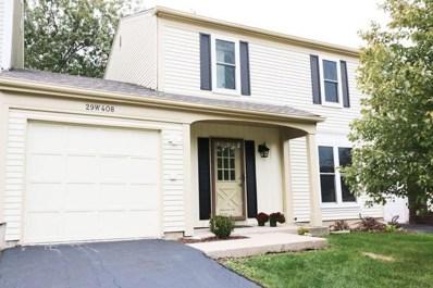 29W408  Tanglewood Lane, Warrenville, IL 60555 - MLS#: 10122363