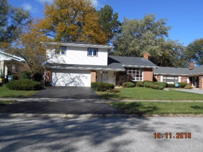 1308 Thomas Street, Homewood, IL 60430 - #: 10122523