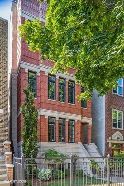1523 W Montana Street UNIT 3, Chicago, IL 60614 - MLS#: 10122562