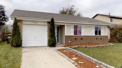 6836 Red Wing Drive, Woodridge, IL 60517 - #: 10122597