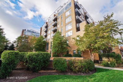 1740 Oak Avenue UNIT 509, Evanston, IL 60201 - #: 10122937
