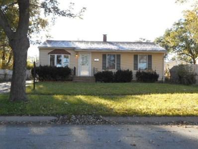 22417 Strassburg Avenue, Sauk Village, IL 60411 - MLS#: 10122944