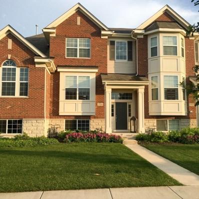 2554 Dunraven Avenue UNIT 2544, Naperville, IL 60540 - MLS#: 10122960