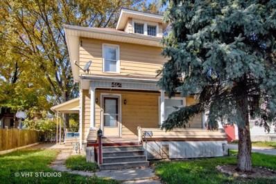 469 5th Street, Aurora, IL 60505 - MLS#: 10123074
