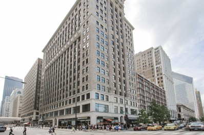 6 N Michigan Avenue UNIT 909, Chicago, IL 60602 - #: 10123106