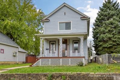 827 Cora Street, Joliet, IL 60435 - #: 10123149