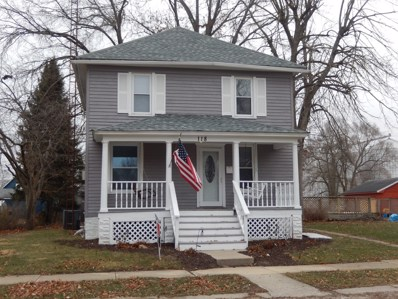 118 S Maple Street, Momence, IL 60954 - MLS#: 10123169
