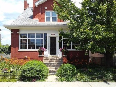 3428 W Wrightwood Avenue, Chicago, IL 60647 - #: 10123176