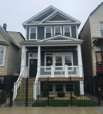 2965 N Gresham Avenue, Chicago, IL 60618 - MLS#: 10123296