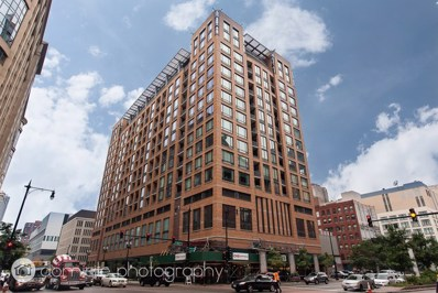 520 S State Street UNIT 1412, Chicago, IL 60605 - #: 10123311