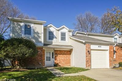 855 Colony Lake Drive, Schaumburg, IL 60194 - MLS#: 10123382