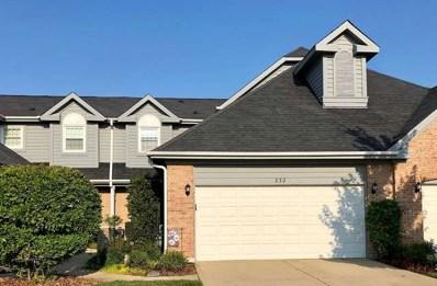 232 Benton Lane, Bloomingdale, IL 60108 - MLS#: 10123390