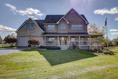 2509 Fox Bluff Lane, Spring Grove, IL 60081 - #: 10123411