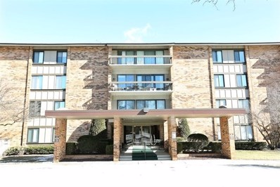 101 Lake Hinsdale Drive UNIT 309, Willowbrook, IL 60527 - MLS#: 10123509