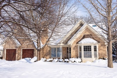 1367 Yorkshire Lane, Carol Stream, IL 60188 - #: 10123528