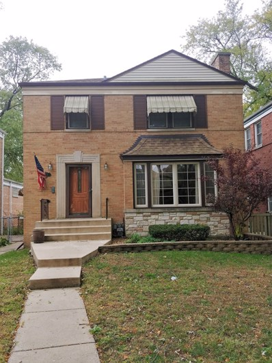 2521 W 107th Street, Chicago, IL 60655 - #: 10123541