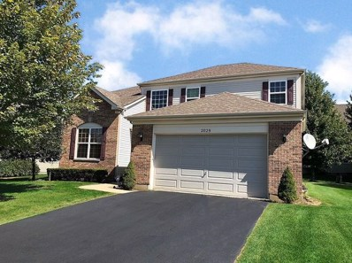 2029 Cabrillo Lane, Hoffman Estates, IL 60192 - #: 10123612