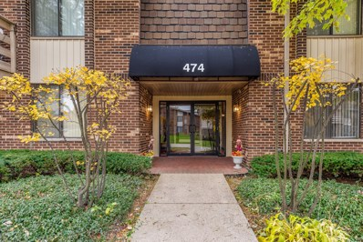 474 Raintree Court UNIT 2A, Glen Ellyn, IL 60137 - #: 10123638