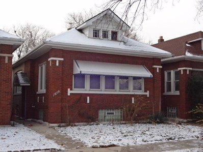 7606 S Clyde Avenue, Chicago, IL 60649 - MLS#: 10123813