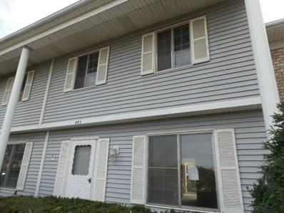 443 Greentree Lane, Bolingbrook, IL 60440 - MLS#: 10123848