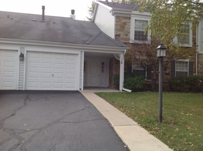 18 Waterbury Lane UNIT L-1, Schaumburg, IL 60193 - #: 10123868