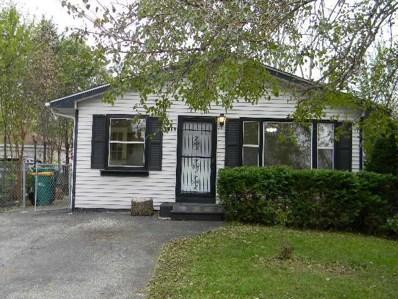 1319 N West End Drive, Round Lake Beach, IL 60073 - #: 10123903