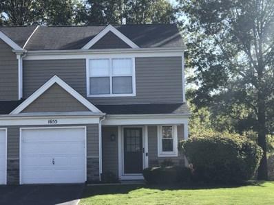 1655 College Green Drive, Elgin, IL 60123 - MLS#: 10123920