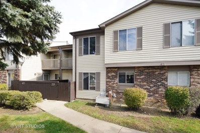 2 Fernwood Drive UNIT P, Bolingbrook, IL 60440 - MLS#: 10123960