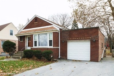 1849 186th Place, Homewood, IL 60430 - #: 10124113