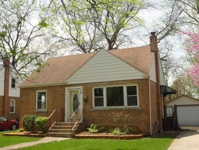 21216 Maple Street, Matteson, IL 60443 - #: 10124175
