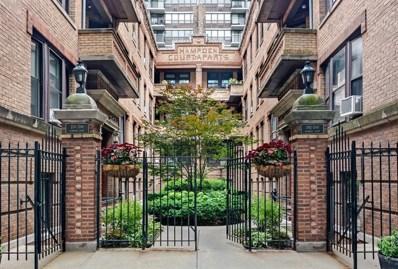 2745 N Hampden Court UNIT 1E, Chicago, IL 60614 - #: 10124246
