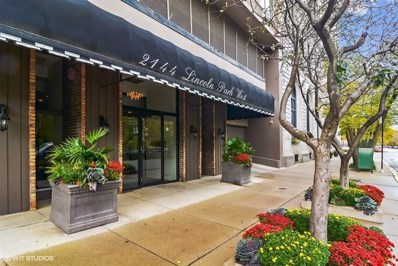 2144 N Lincoln Park West Avenue UNIT 6D, Chicago, IL 60614 - #: 10124269