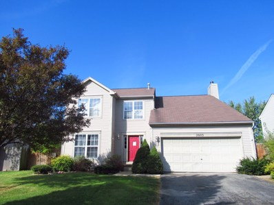 2603 Sierra Avenue, Plainfield, IL 60586 - MLS#: 10124546