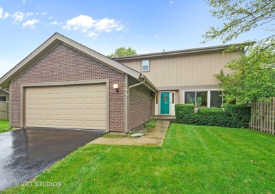 544 Sequoia Trail, Roselle, IL 60172 - MLS#: 10124550