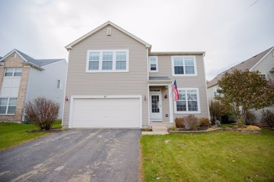 91 E Hummingbird Avenue, Cortland, IL 60112 - MLS#: 10124637