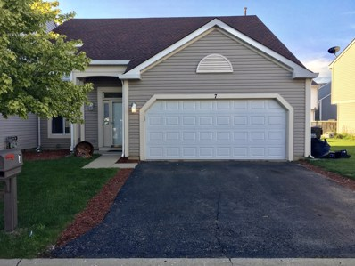7 Dogwood Court, Lake In The Hills, IL 60156 - MLS#: 10124638