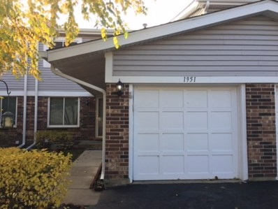 1951 N Heritage Drive, Palatine, IL 60074 - MLS#: 10125053