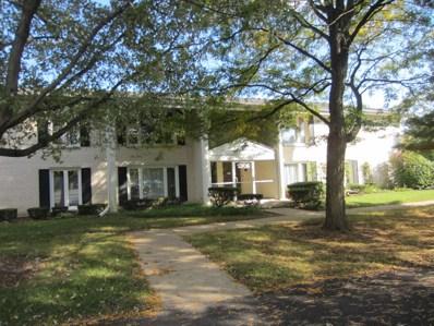 1306 S New Wilke Road UNIT 2D, Arlington Heights, IL 60005 - MLS#: 10125079
