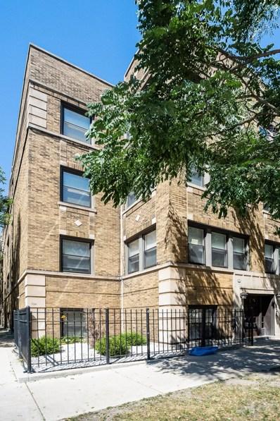 1522 W Addison Street UNIT 1, Chicago, IL 60613 - MLS#: 10125104