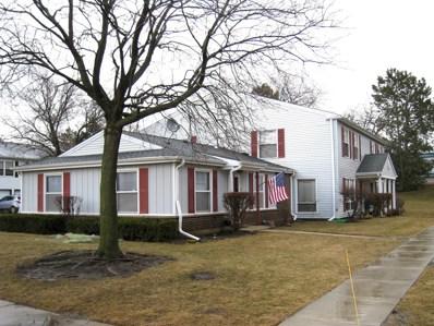 847 Wellington Avenue UNIT 847, Elk Grove Village, IL 60007 - #: 10125191
