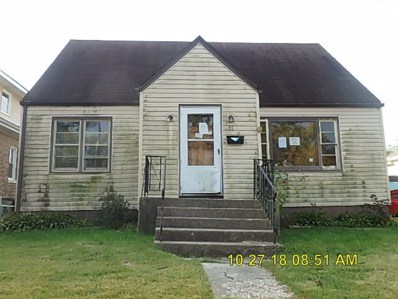86 W 24th Street, Chicago Heights, IL 60411 - MLS#: 10125281