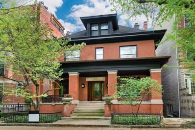 649 W Wellington Avenue, Chicago, IL 60657 - MLS#: 10125342